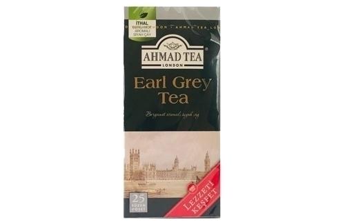 Ahmad Tea Earl Grey Poşet 25Li