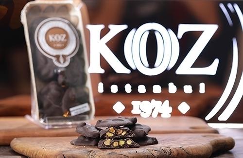 Antep Fıstıklı Bitter Roche Cikolata