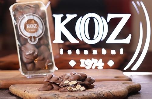 Bademli Sütlü Roche Çikolata