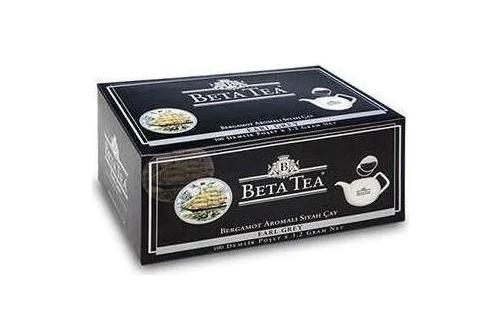 Beta Tea Bergamotlu Demlik 100Lük