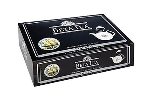 Beta Tea Earl Grey Demlik 48Lik