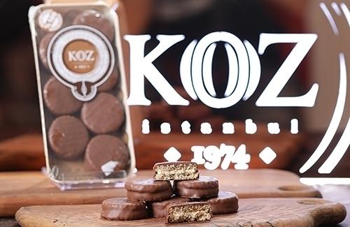 Çikolata Kaplı Fındıklı Yulaflı Bisküvi 116Gr
