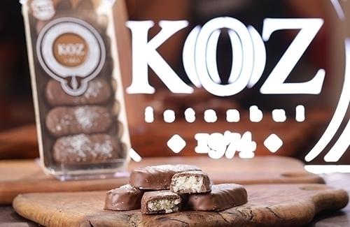 Çikolata Kaplı Hindistan Cevizi
