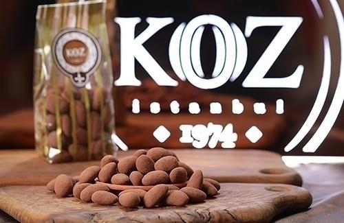 Kakaolu Çikolatalı Badem Draje 200Gr