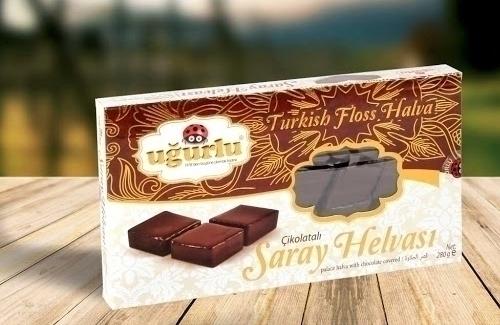 Uğurlu Çikolatalı 280 Gr Saray Helvası